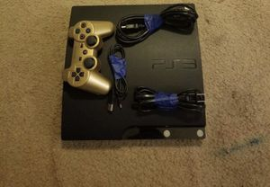 Ps3 with controller for Sale in Miami, FL
