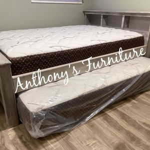 Full Bed & Twin Roll Out Mattress for Sale in Norwalk, CA