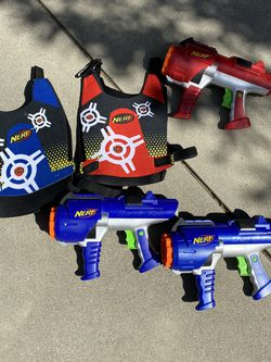 Nerf Dart Tag Set for Sale in Altadena,  CA