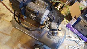 Air Compressor 4hp 13 gallon for Sale in Springfield, NJ