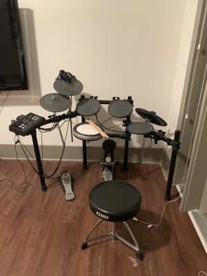 Yamaha DTX 500 Electric Drums for Sale in Sandy Springs, GA