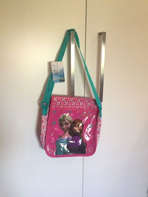 "Brand new Ana and Elsa ""messenger"" bag for Sale in Washington, DC"