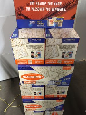 Matzos Passover (food) for Sale in Melrose Park, IL
