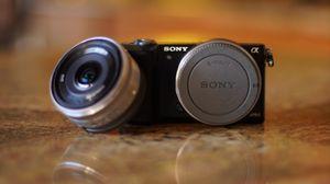Sony a5000 Camera + Lens for Sale in La Palma, CA