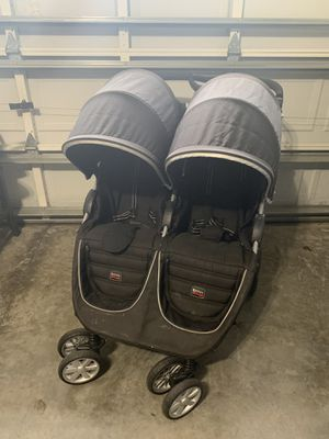Britax double stroller for Sale in Tampa, FL
