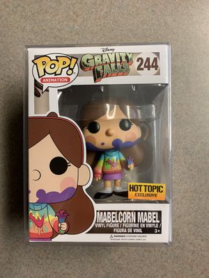 Mabelcorn Mabel Funko Pop Hot Topic Exclusive *MINT IN HAND* Gravity Falls Disney 244 with protector for Sale in Flower Mound, TX