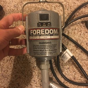Foredom Flex shaft Rotary Tool for Sale in Spring City, PA