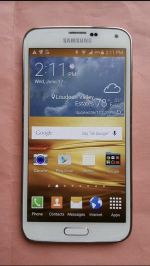 Samsung Galaxy S5 16Gb Sprint for Sale in Ashburn, VA