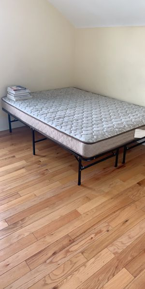 FULL SIZED BED & FRAME for Sale in Albany, NY