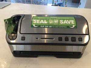 Food saver vacuum sealer for Sale for sale  Wayne, NJ