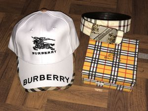 Burberry set (new) for Sale in Portsmouth, VA