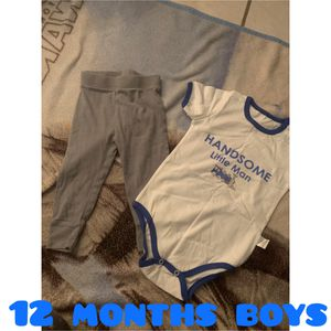12 months boys for Sale in Fresno, CA