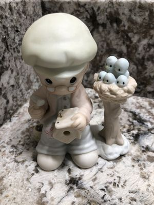 Enesco Precious Moments Only Love Can Make a Home Members Only Figurine for Sale in North Royalton, OH