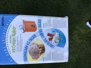 Ice Cream Maker for Sale in Bonney Lake, WA