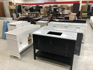 Bathroom vanities and kitchen cabinets for Sale in Marysville, WA