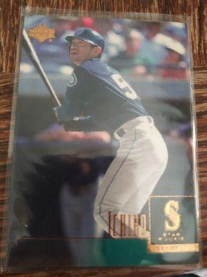 2001ud ichiro susuki rookie for Sale in Wichita, KS