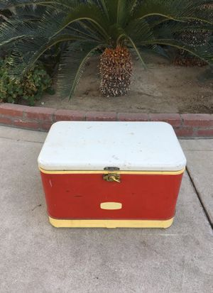 Vintage thermos cooler for Sale in Clovis, CA