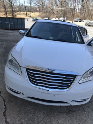 2012 Chrysler 200 for Sale in Rockville, MD