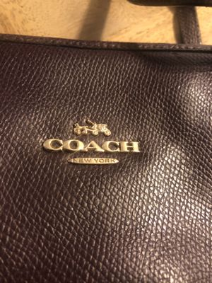 Coach tote 👜 bag good condition for Sale in Ontario, CA