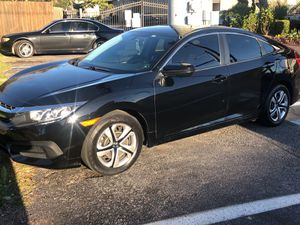 2016 Honda Civic BLK 4D **Financing Available** for Sale in Houston, TX