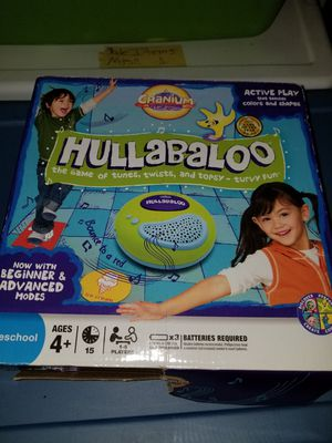 Hullabaloo and more games for Sale in Union City, GA