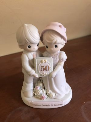 50 anniversary precious moments for Sale in St. Louis, MO