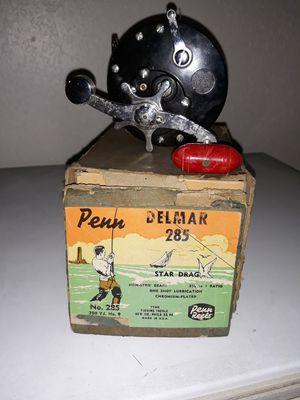 Penn Delmar 285 Fishing Reel for Sale in Apple Valley, CA