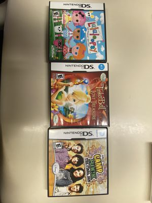 Nintendo DS Games for Sale in Wichita Falls, TX