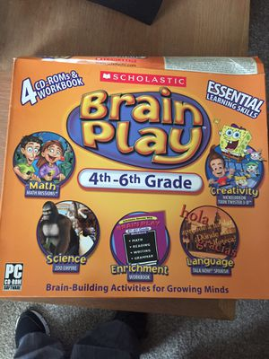 Brain Play CD for Sale in Wyoming, MI