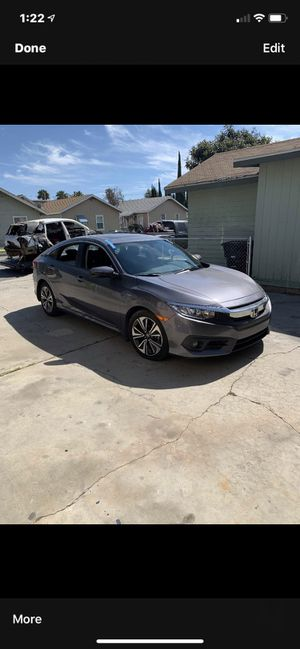 2017 Honda Civic EX for Sale in Pomona, CA