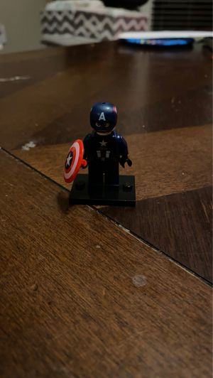 LEGO Captain America for Sale in Murrieta, CA