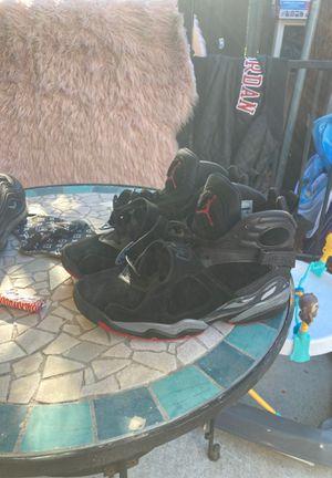 Retro Jordan's 8s for Sale in Sunnyvale, CA