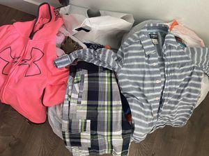 Free kids clothing / Ropa para niños gratis for Sale in Costa Mesa, CA