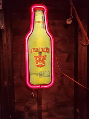 """Smirnoff ice 32"""" lighted sign for Sale in Hartford, CT"""