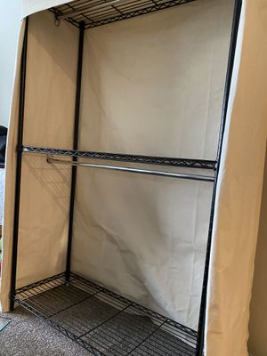 Sturdy Shelving/Closet Unit for Sale in Montgomery, OH