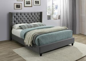 Brand new queen size bed with mattress $379 for Sale in Hialeah, FL