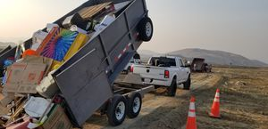 Dump trailer for hire for Sale in San Jacinto, CA