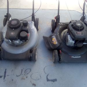 craftsmans and Murphy's lawn mower for Sale in San Antonio, TX