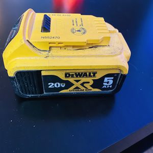 Baterias DeWalt for Sale in Sterling, VA