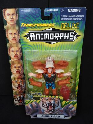 Transformers Deluxe Animorphs Tiger for Sale in Sun City, AZ
