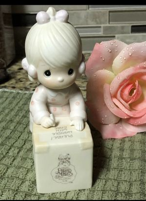 Precious moments porcelain figurine for Sale in Dallas, TX