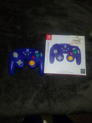 (Power A) Wireless Gamecube Controller For Nintendo Switch for Sale in Greensboro, NC