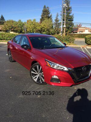 2019 Nissan Altima SR (salvage title) for Sale in Walnut Creek, CA