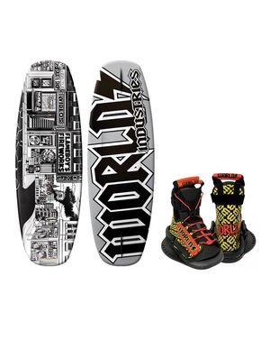 Youth Wakeboard and Bindings for Sale in Aurora, CO