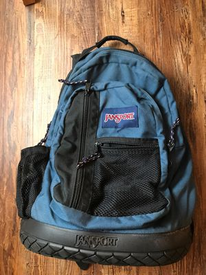 Jansport rubber bottom large backpack for Sale in Camas, WA