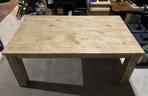 Solid Wood Kitchen Table for Sale in Breinigsville, PA