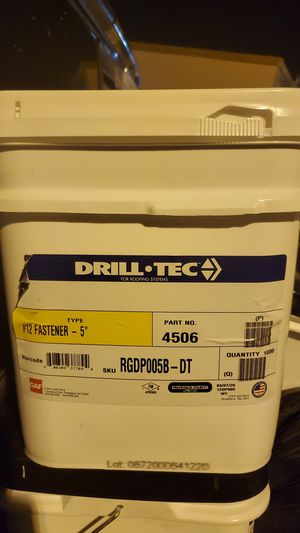Drill Tech for roofing system brand new in the Box for Sale in Oakland Park, FL