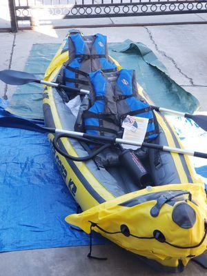 Intex Explorer K2 Kayak for Sale in San Diego, CA
