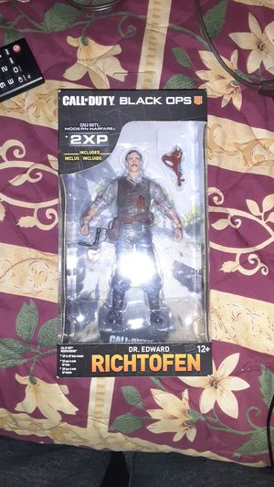 Dr. EDWARD RICHTOFEN action figure for Sale in Port Richey, FL