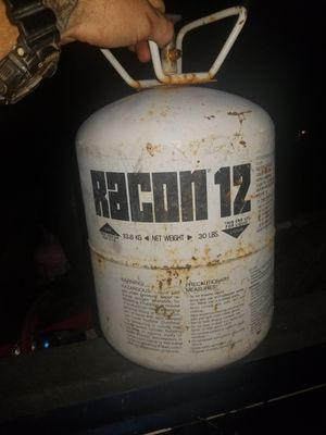 Racon R12 freon for Sale in Cleburne, TX